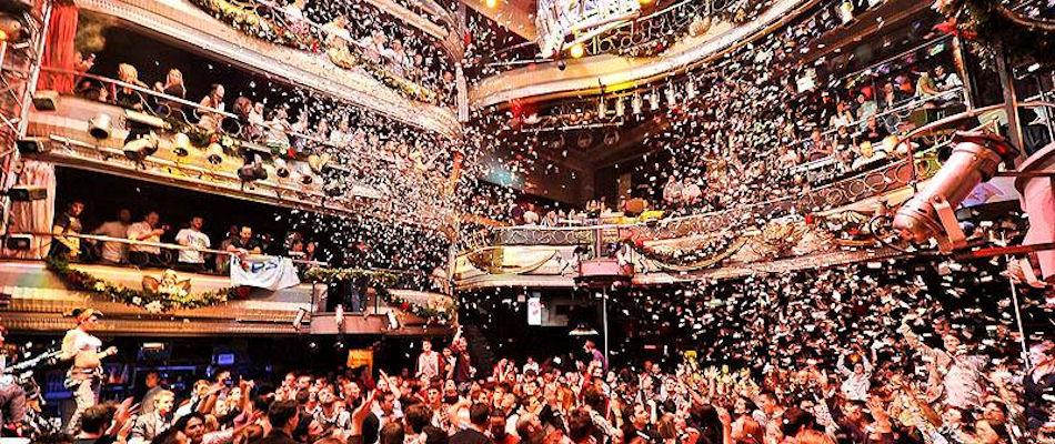 Best Clubs Madrid ~ Teatro Kapital