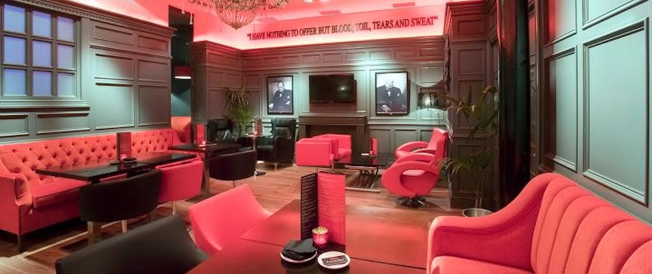 Best Bars Madrid ~ Bristol Bar & Gintonize