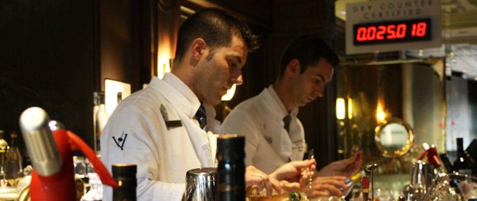 Best Bars Madrid ~ Dry Martini Madrid / Photo: Facebook GranMeliaFenix