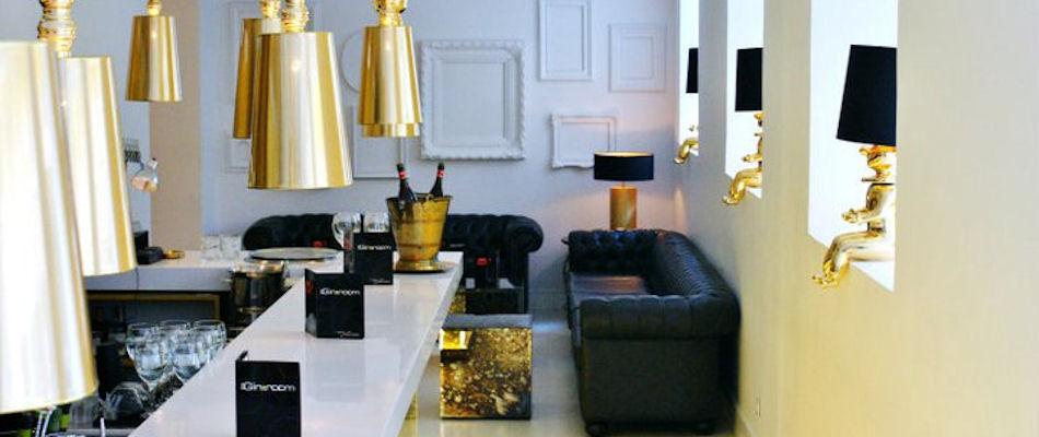 Best Bars Madrid ~ The Gin Room / Photo: Facebook theginroombar