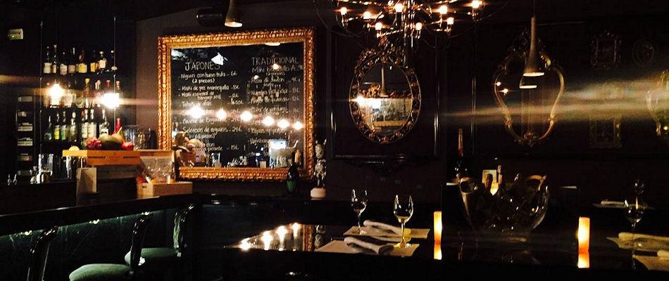 Best Bars Madrid ~ A De Azarbal / Photo: Facebook AdeArzabal
