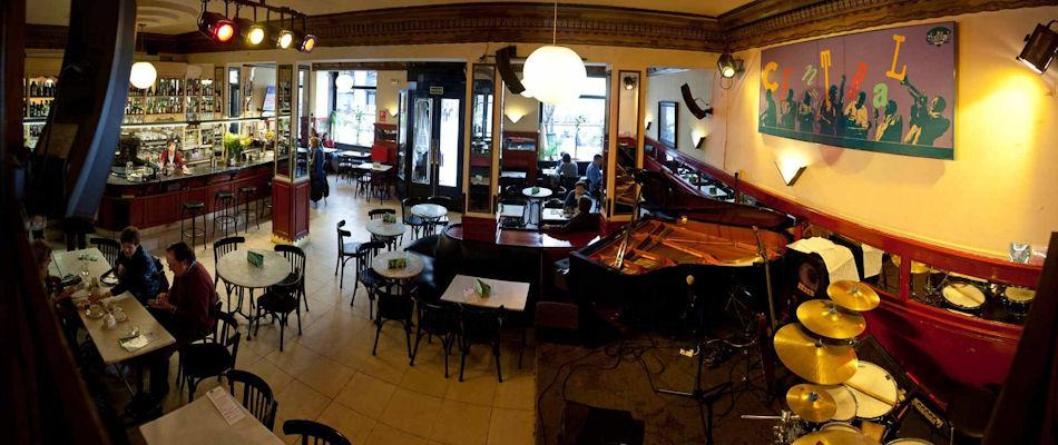 Best Bars Madrid ~ Cafe Central / Photo: cafecentralmadrid.com