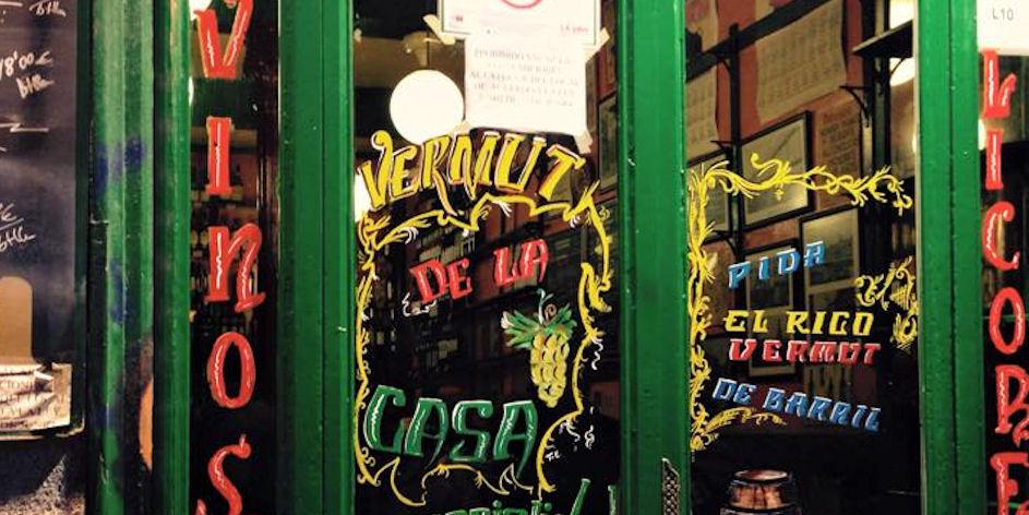Best Bars Madrid ~ Bodegas Ricla