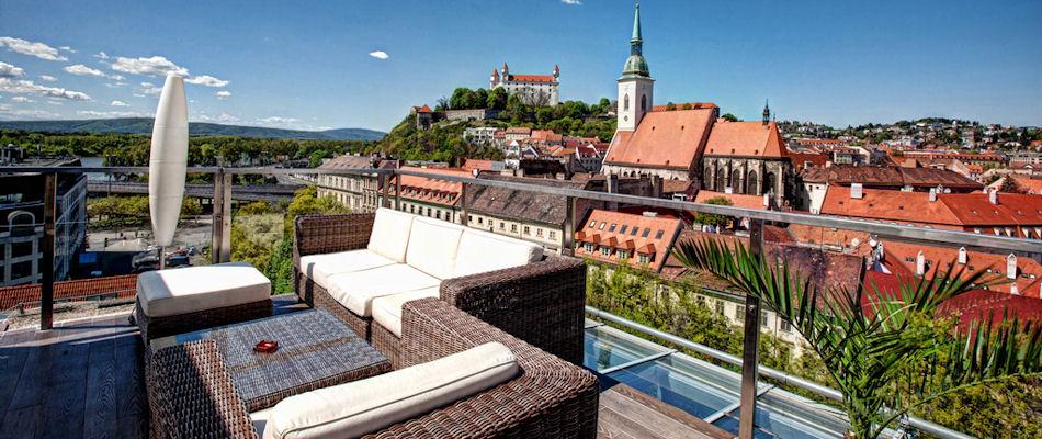Best Bars Bratislava ~ SKY Bar