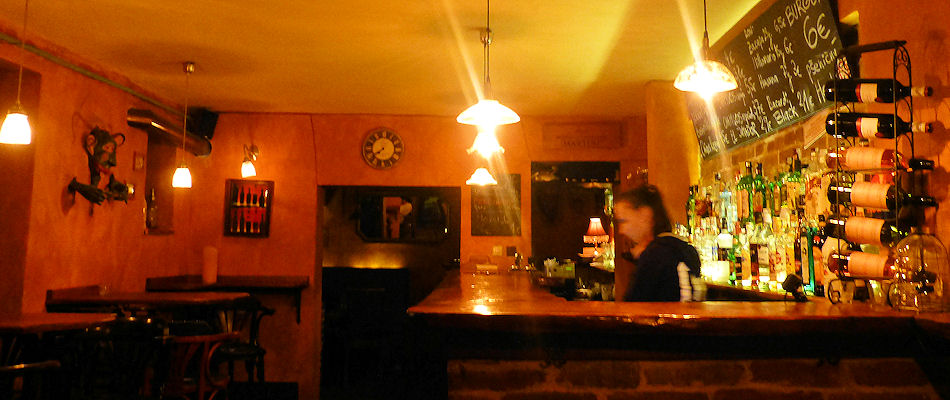 Best Bars Bratislava ~ U Certa