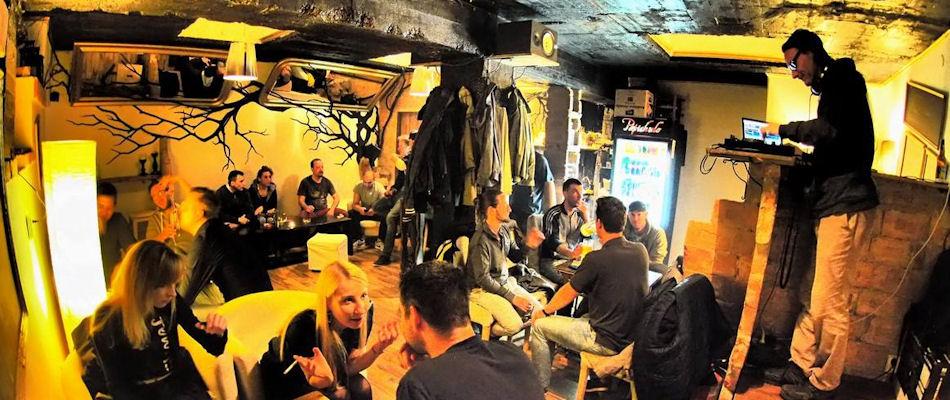 Best Bars Bratislava ~ Papichulo