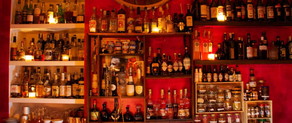 Best Bars Rome ~ Jerry Thomas Speakeasy