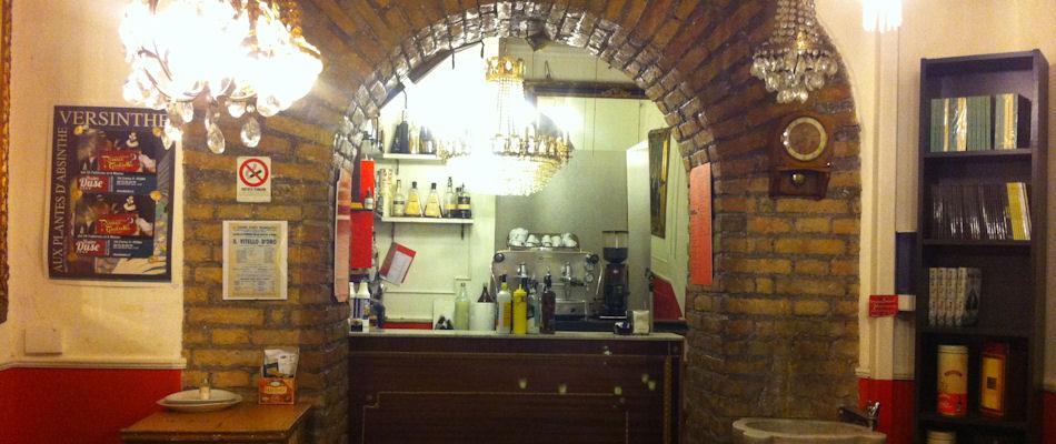 Best Bars Rome ~ Rivendita Libri Cioccolata & Vino