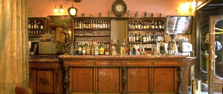 Best Bars Rome ~ Caffe Della Pace / Photo: Facebook Caffè-della-Pace