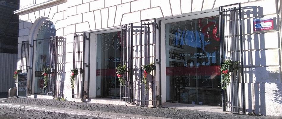 Best Bars Rome ~ Terre E Domus Enoteca Provincia Romana / Photo: Facebook Terre-e-Domus-Enoteca-della-Provincia-di-Roma
