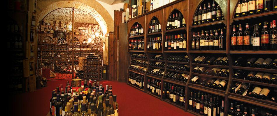 Best Bars Rome ~ Enoteca Costantini & Il Simposio / Photo:pierocostantini.it