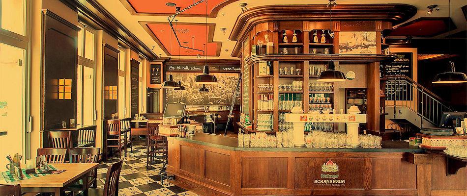 Best Bars Dresden ~ Freiberger Schankhaus / Photo: freiberger-schankhaus.de
