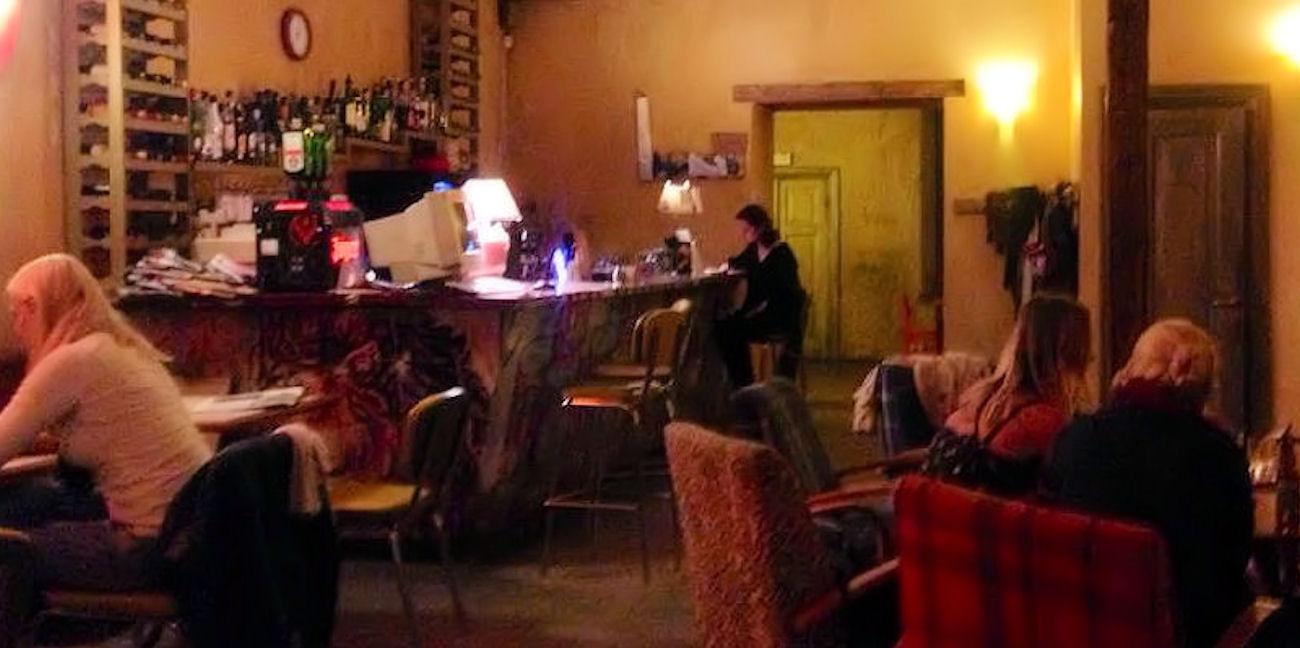 Best Bars Tallinn ~ NoKu Klubi