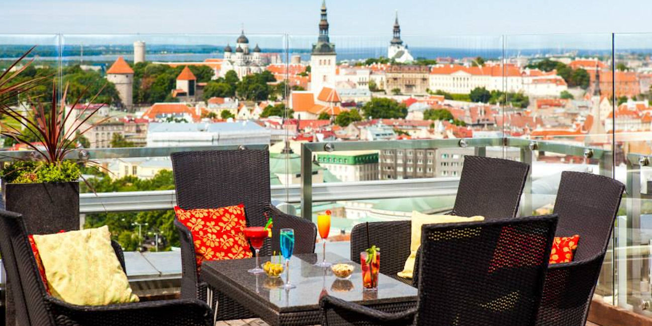 Best Bars Bratislava ~ Cafe L'Aura