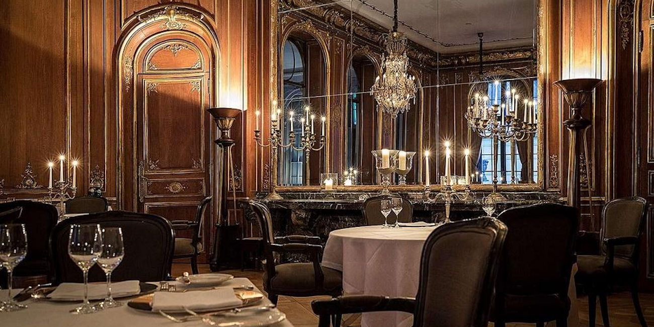 Best Restaurants Berlin ~ Restaurant Vivaldi / Photo: schlosshotelberlin.com