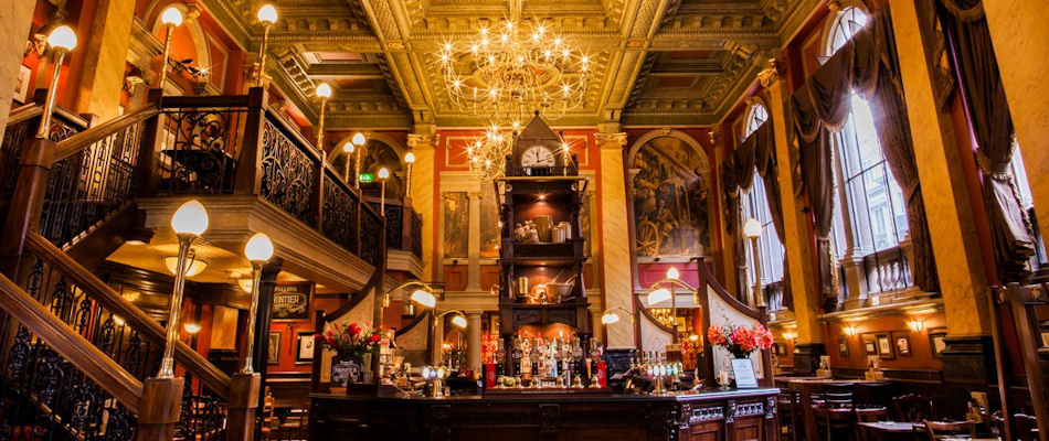 Best Pubs London ~ The Old Bank Of England / Photo: oldbankofengland.co.uk