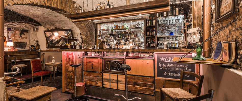 Best Bars Rome ~ Argot / Photo: Facebook associazioneculturaleargot