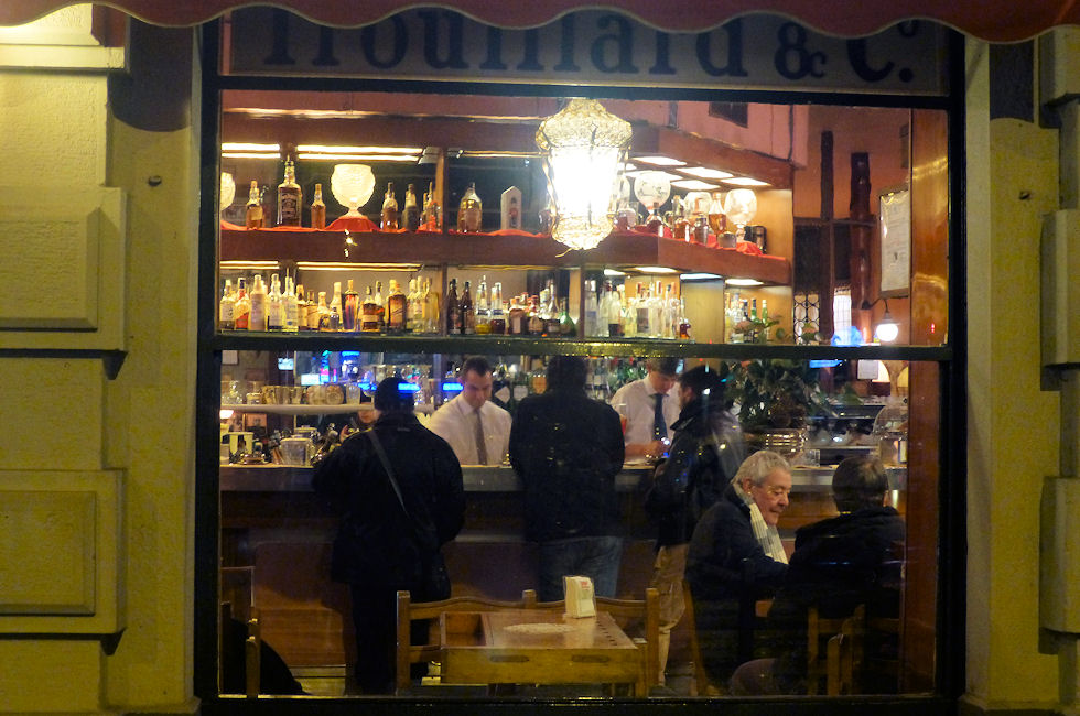 Bar Basso Milan / Photo: Best Bars Europe