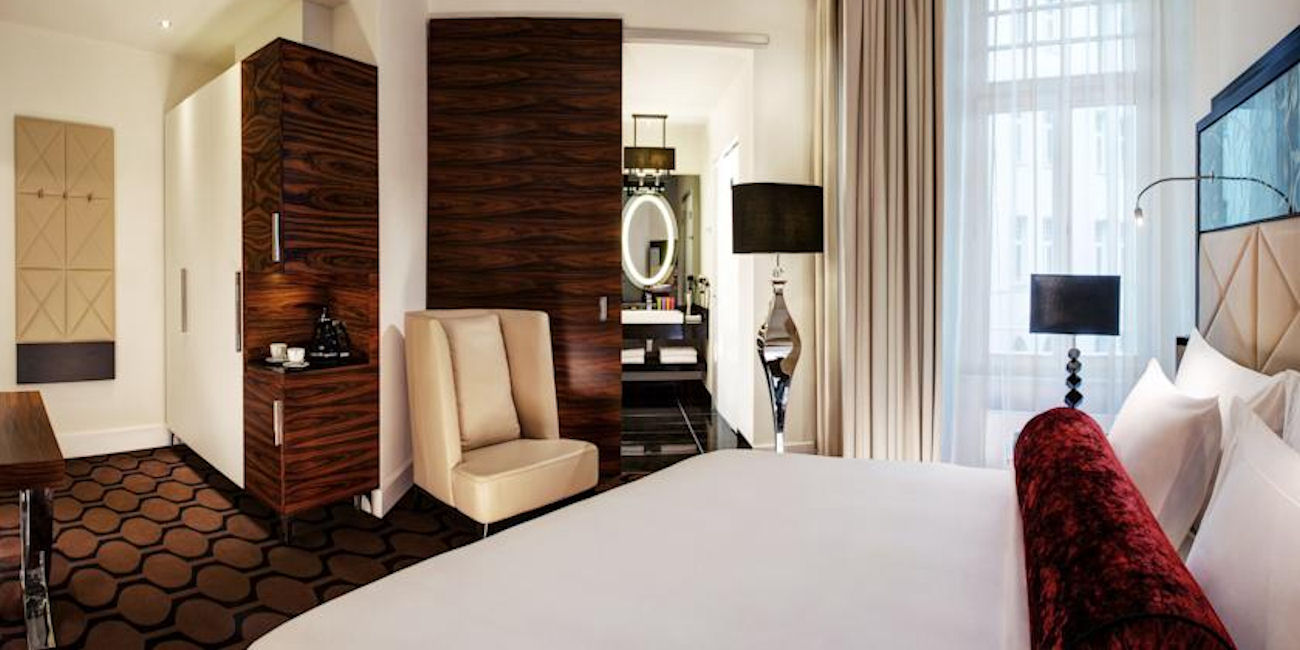Best Hotels Berlin ~ Hotel am Steinplatz Marriott Autograph Collection