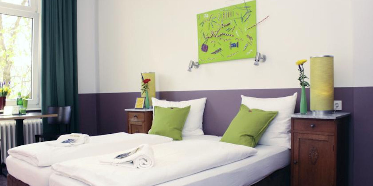 Best Berlin Hotels ~ Grand Hostel Berlin