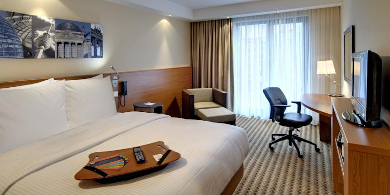 Best Hotels Berlin ~ Hampton by Hilton Berlin City West