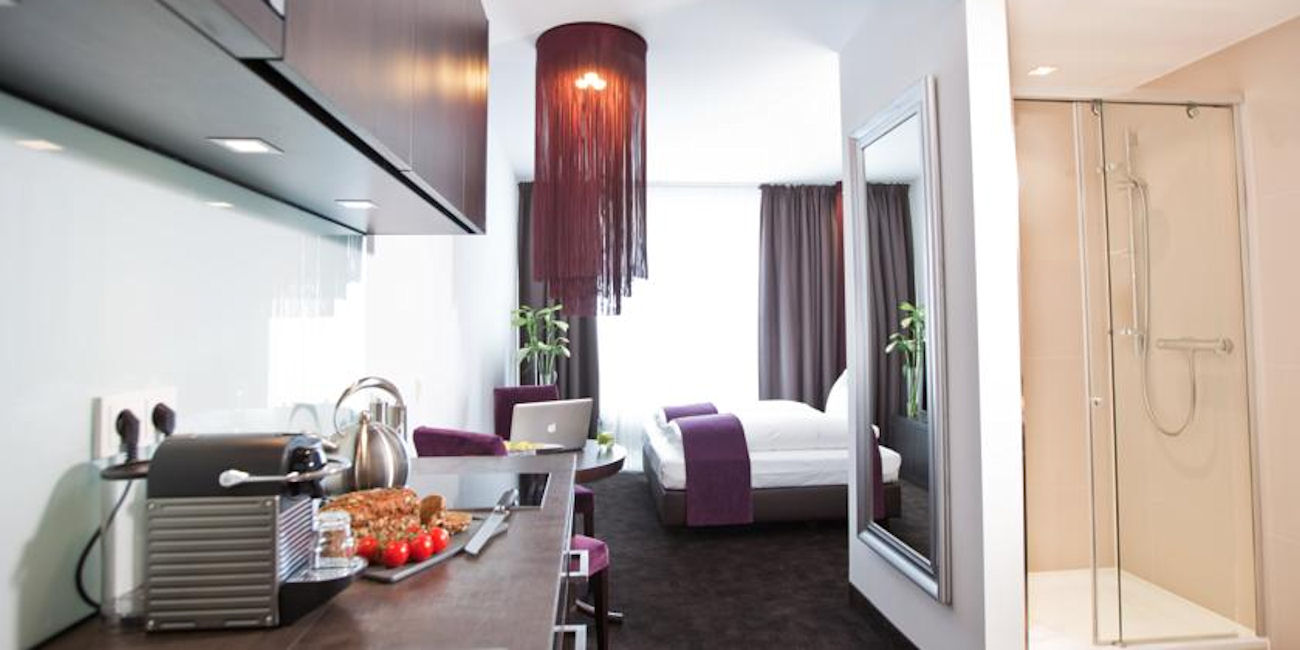 Best Hotels Berlin ~ Goodman's Living Apartments