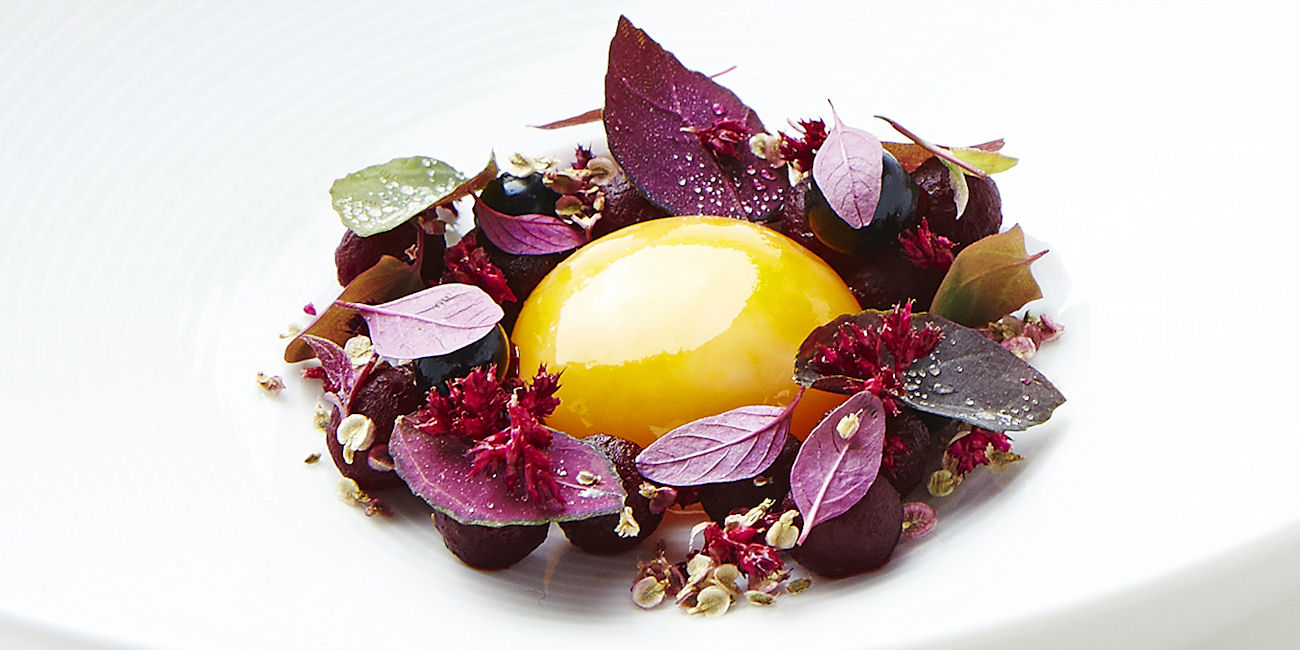 Best Restaurants Copenhagen ~ Geranium / Photo: Claes Bech Poulsen