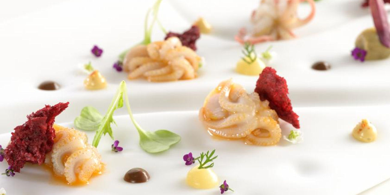 Best Barcelona Restaurants ~ Lasarte / photo: restaurantlasarte.com
