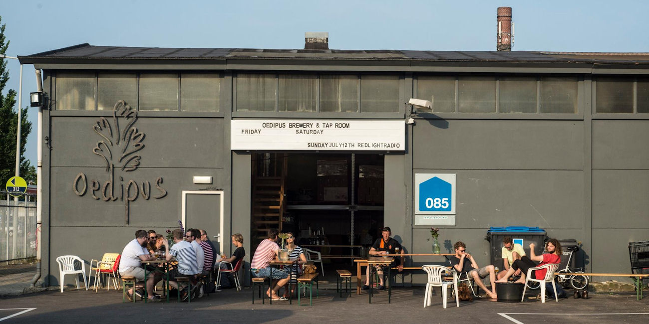 Best Bars Amsterdam ~ Oedipus Brewery Tap Room ~ Photo: Facebook OedipusBrewing
