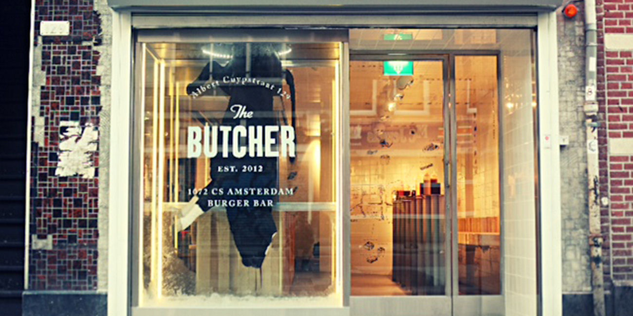 Best Bars Amsterdam ~ The Butcher  / Photo: the-butcher.com