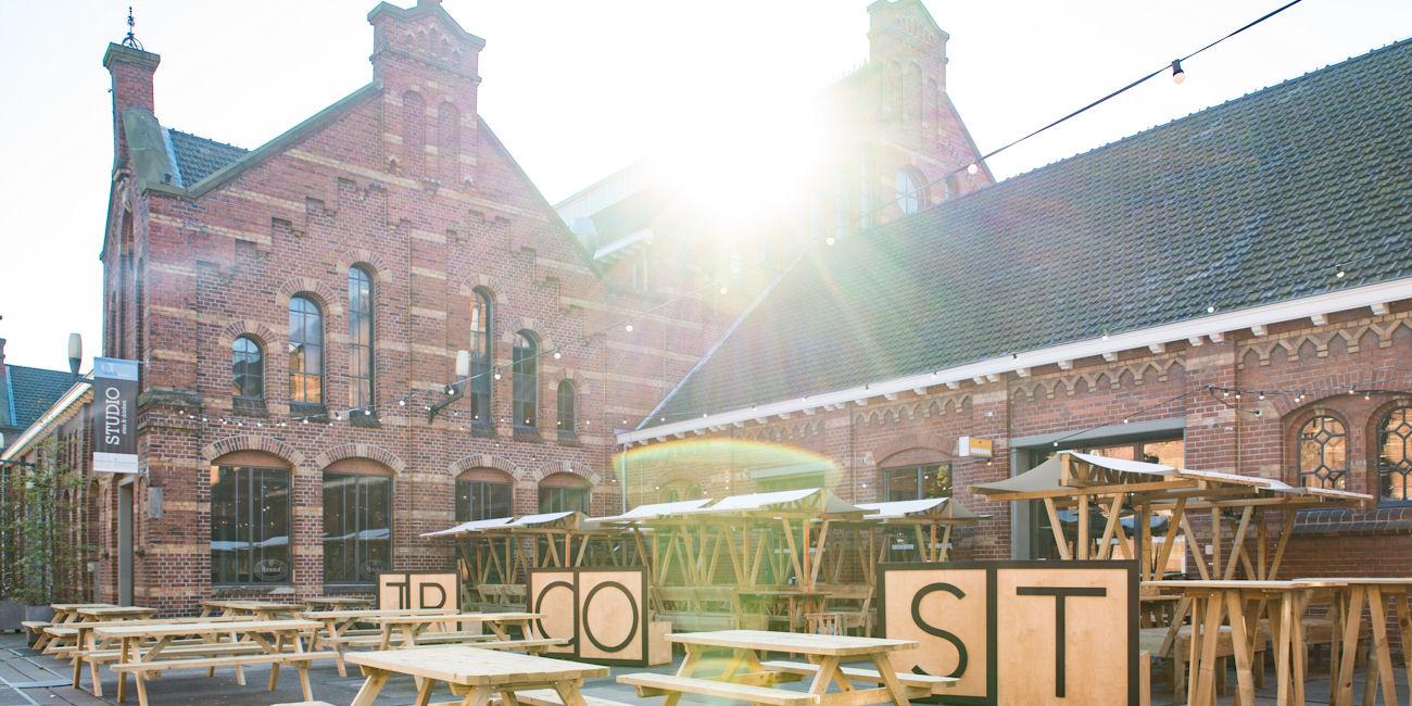 Best Bars Amsterdam ~ Brouwerij Troost / Photo:brouwerijtroostwestergas.nl