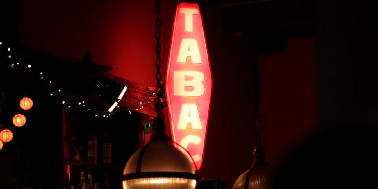 Best Pubs Amsterdam ~ Cafe Tabac / Photo: www.cafetabac.eu