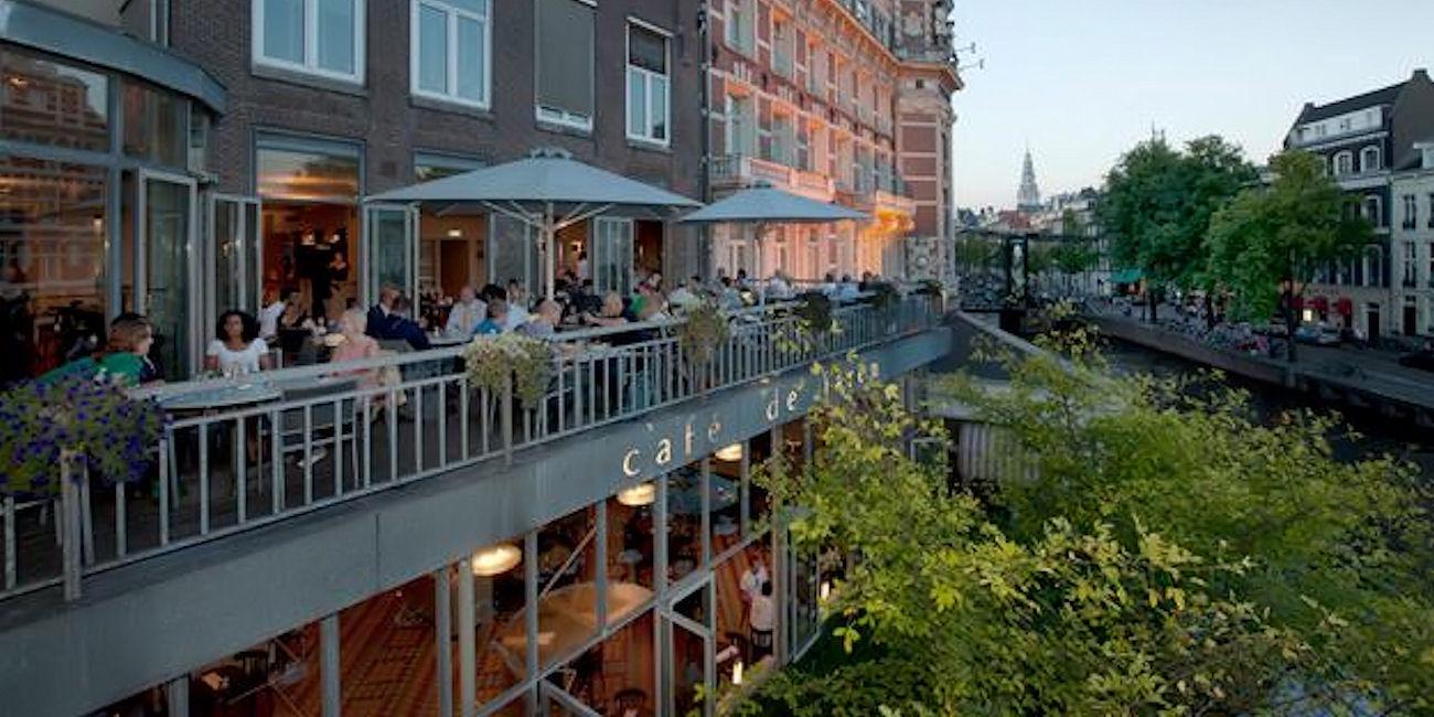 Best Bars Amsterdam ~ Cafe De Jaren / Photo: Facebook Café-De-Jaren