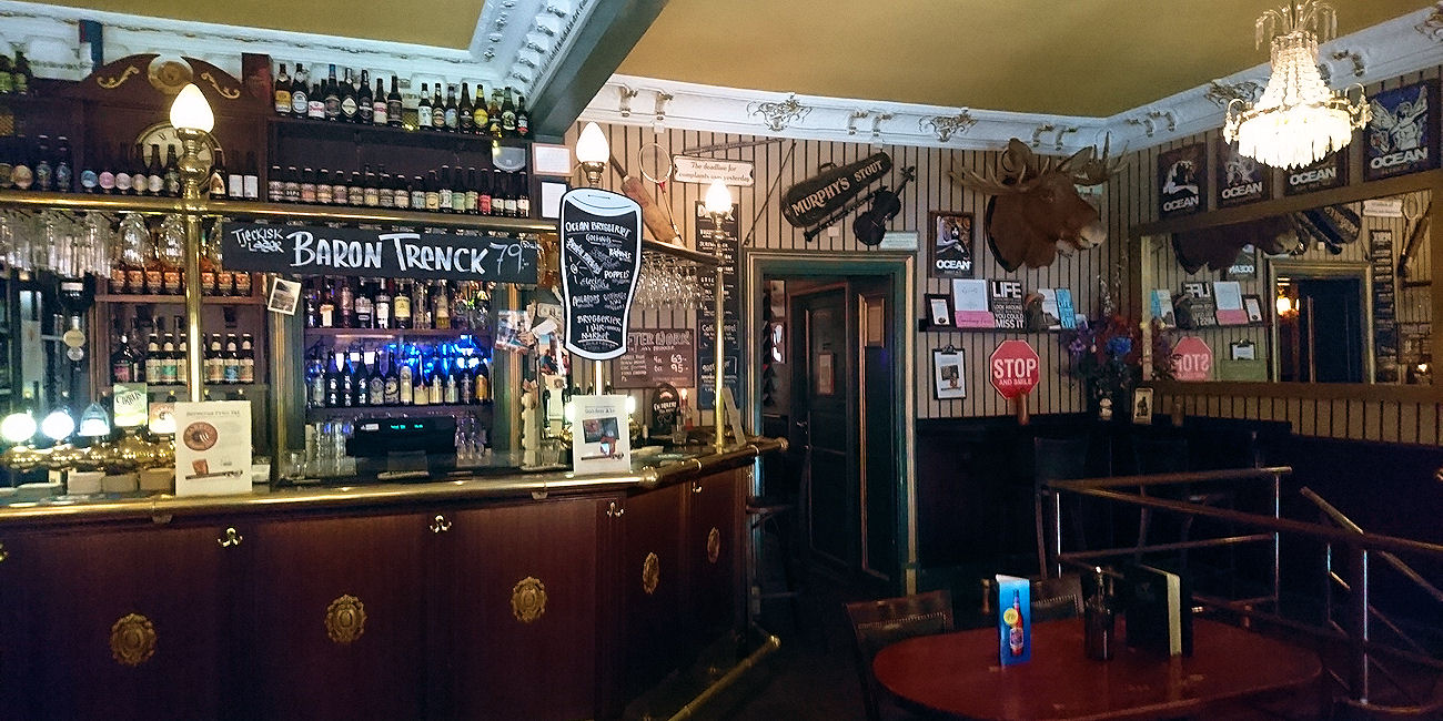 Best Pubs Gothenburg ~ Flying Barrel / Photo: Best Bars Europe