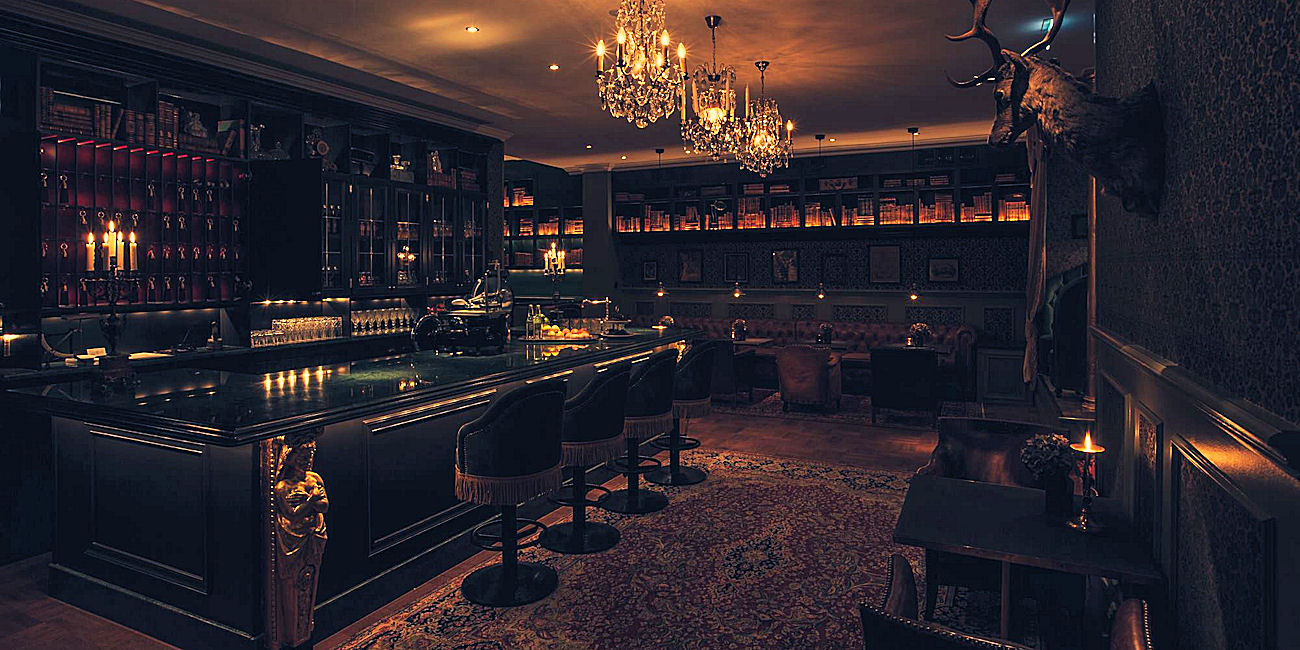 Best Bars Gothenburg ~ Bar Amuse / Photo: hotelpigalle.se