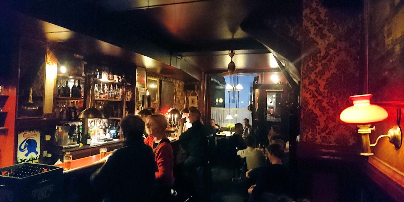 Best Bars Copenhagen ~ Bo-Bi Bar / Photo: Facebook