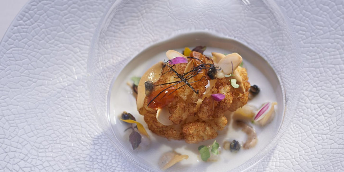 Best Restaurants Milan ~ Seta / Photo: mandarinoriental.com