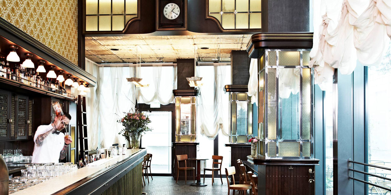 Best Bars Zurich ~ Hotel Rivington & Sons / Photo: hotelrivingtonandsons.ch