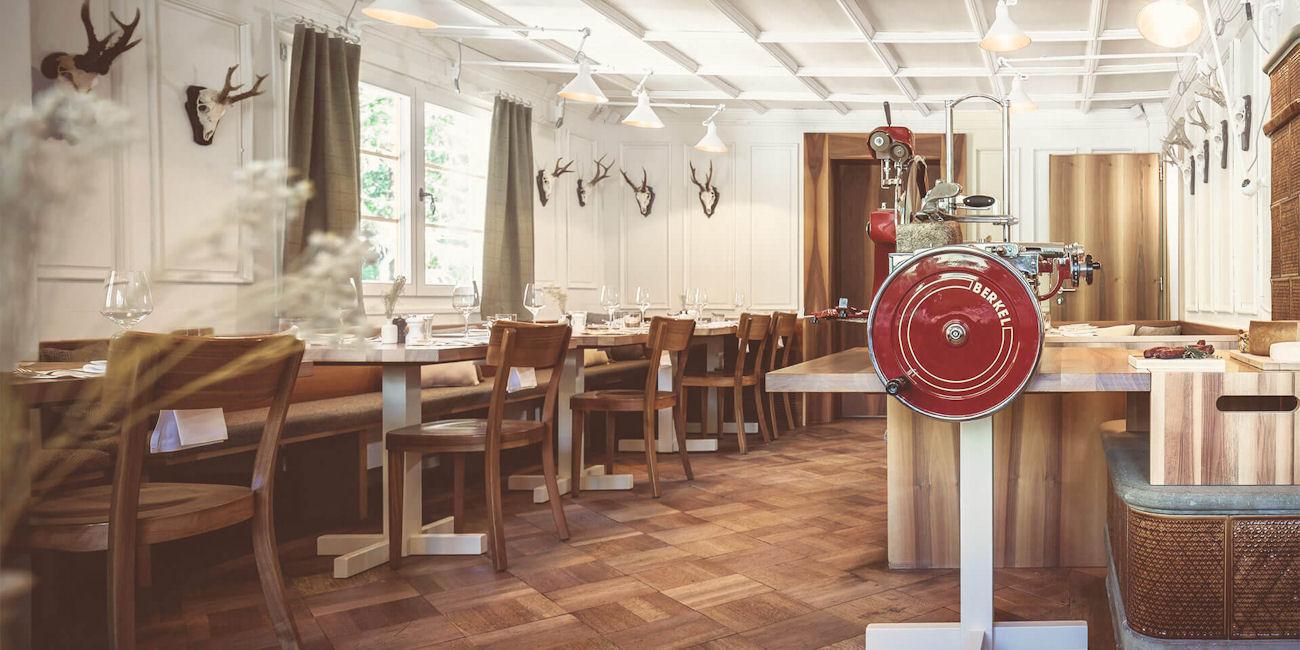 Best Restaurants Zermatt ~ Cervo Puro / Photo: cervo.ch