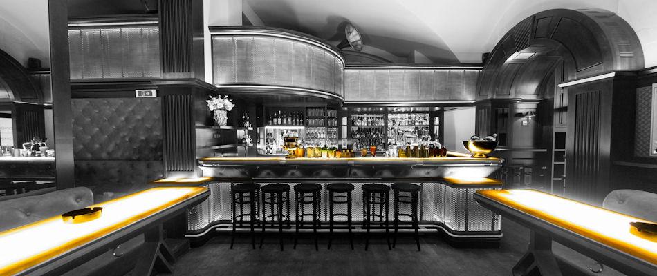 Best Bars Vienna ~ Kleinod / Photo:kleinod.wien