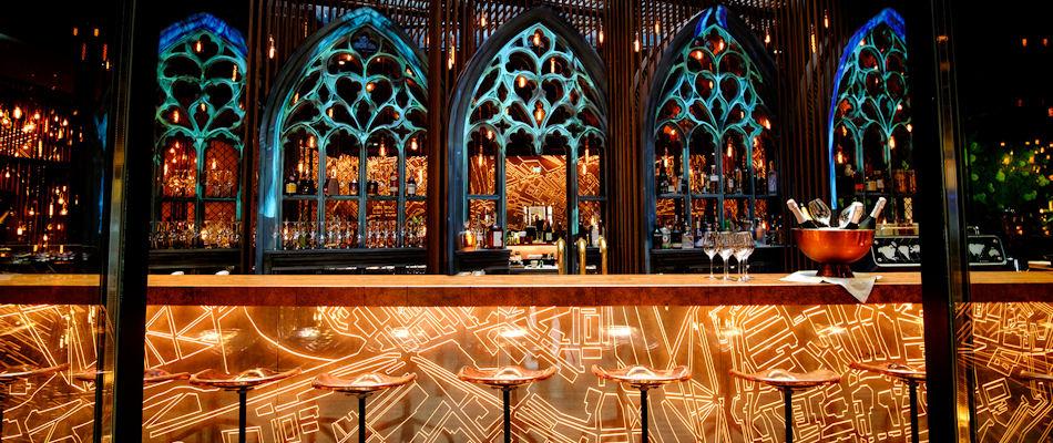 Best Bars Vienna ~ Blue Mustard / Photo:Benedikt Steinle http://bluemustard.at