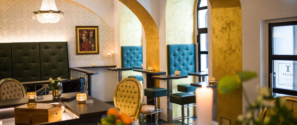 Best Bars Vienna ~ Josef / Photo:josef-bar.at