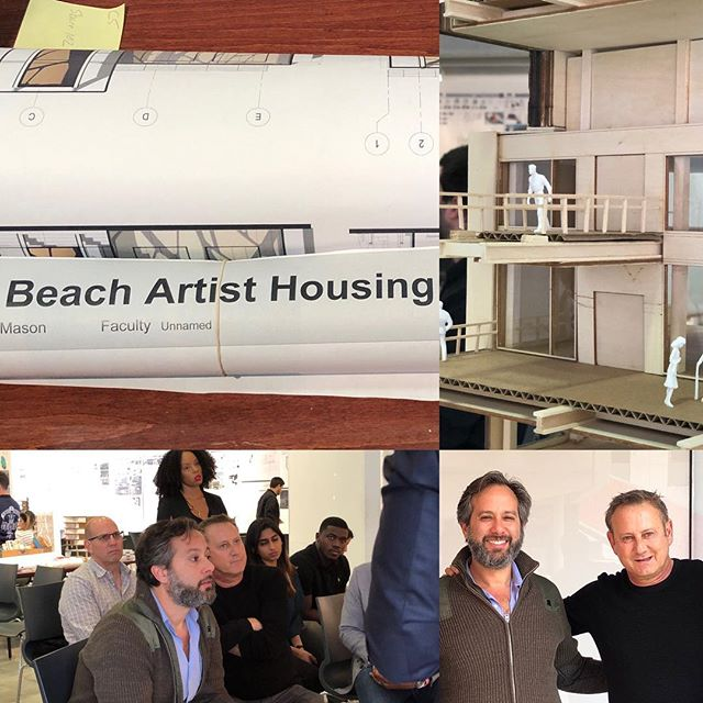 Final Design Reviews #fiuarchitecture #affordablehousing #design #designreview #miamibeach #poweredbyprocore #studentwork