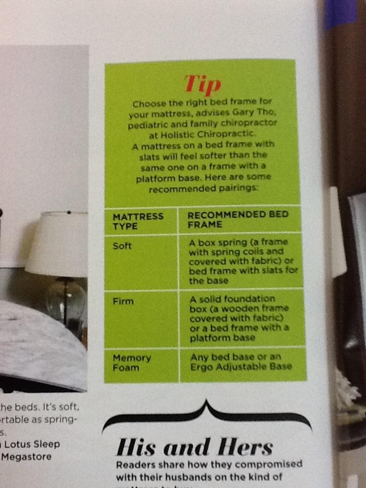 simply her magazine Singapore health tips