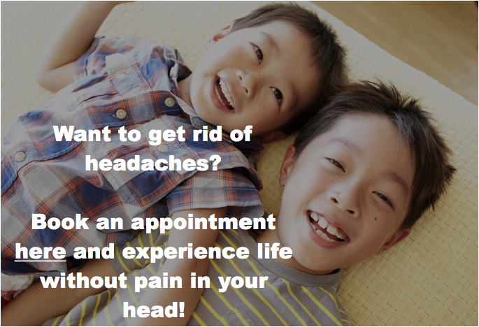 Natural, non-invasive chiropractic treatment for headaches for people of any age.