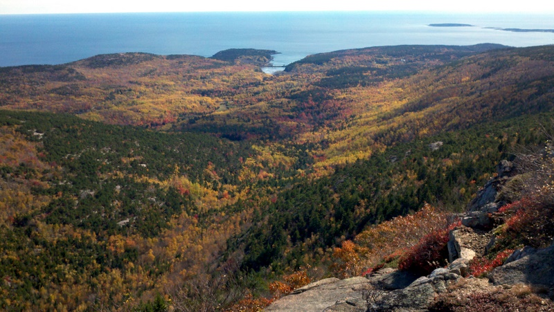 Otter Creek from Cadillac Mountain