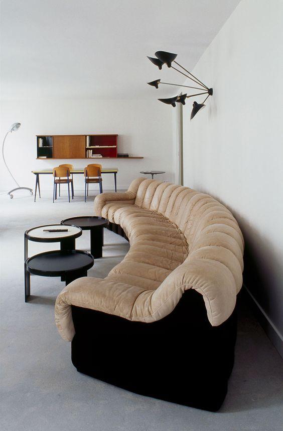 Azzedine Alaia's Paris apartment