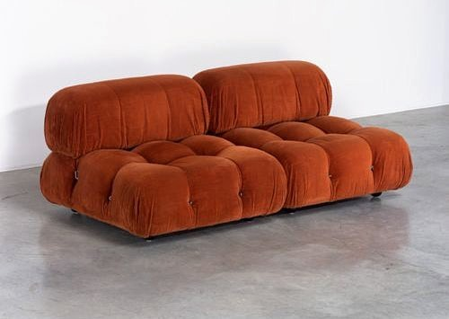 Happy Halloween 🎃 One of our favourite pieces of furniture in the colour of the season, this beautiful orange sofa by Mario Bellini 🧡🍊 #houseofsuisui - -  #interiorslondon #residentialdesign #hospitalitydesign #residentialdevelopment #hoteldesign #boutiquehotelawards #furnituredesign #londondesign #londoninteriors #interiordesigner #designblog #interiorblog #interiormagazine #art #tatemodern #interiorinspiration #theworldofinteriors #elledecor #shoreditchhouse #sayhito #vogueliving #britishdesign #instainterior #instadecor #instadesign #hoteldevelopment #deezeen #wallpapermag #livingroominspiration