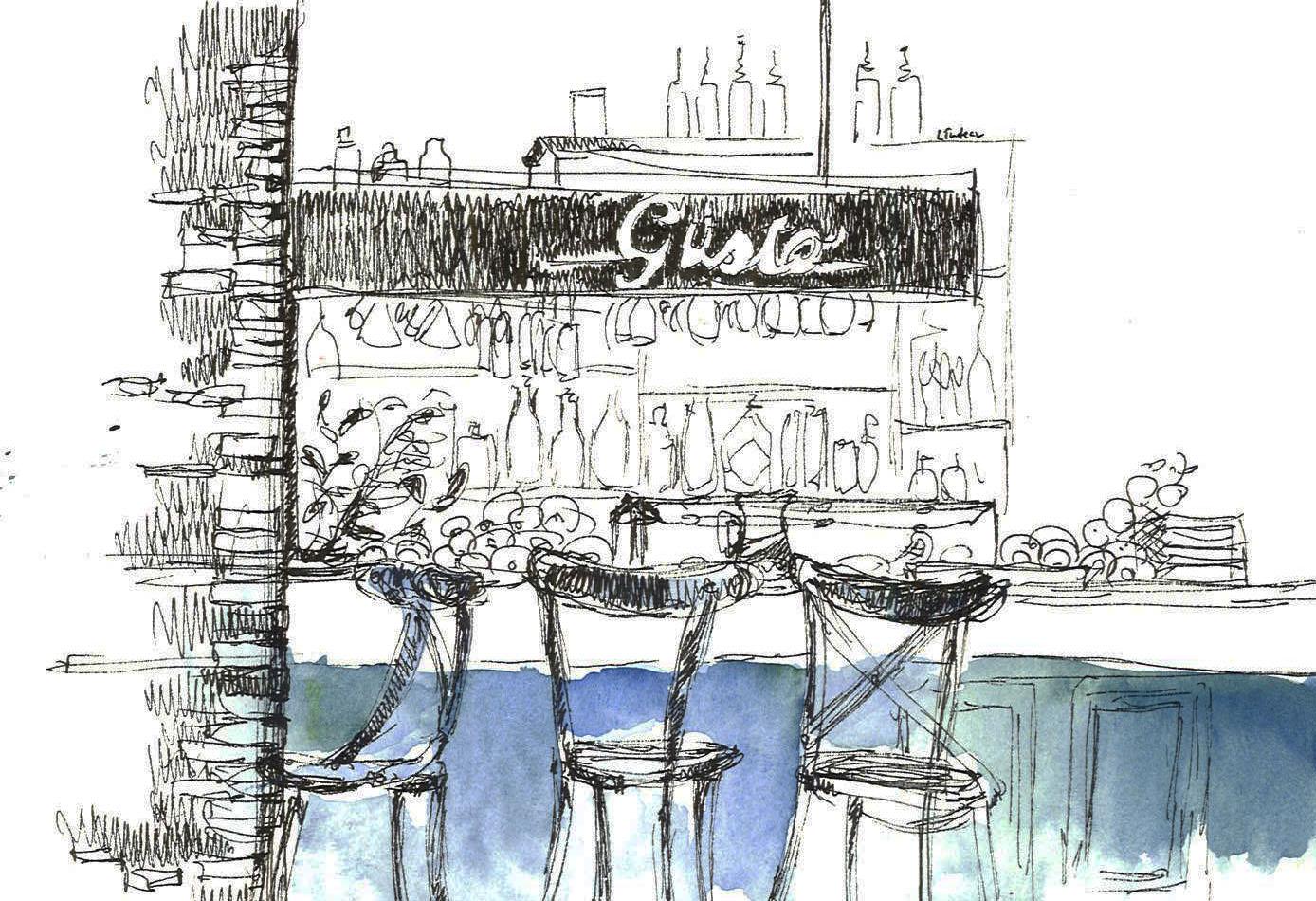 Gusto bar - Sevilla