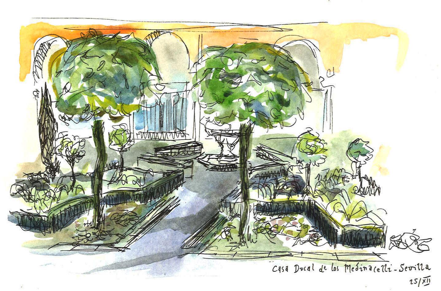 Jardin Medinacelli